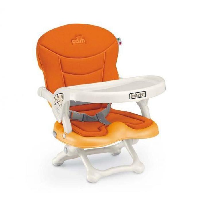 chaise-haute-smarty-cam-orange-2017