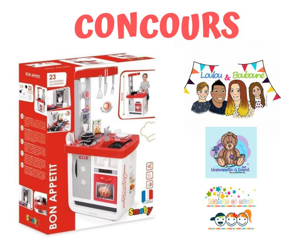 concours smoby