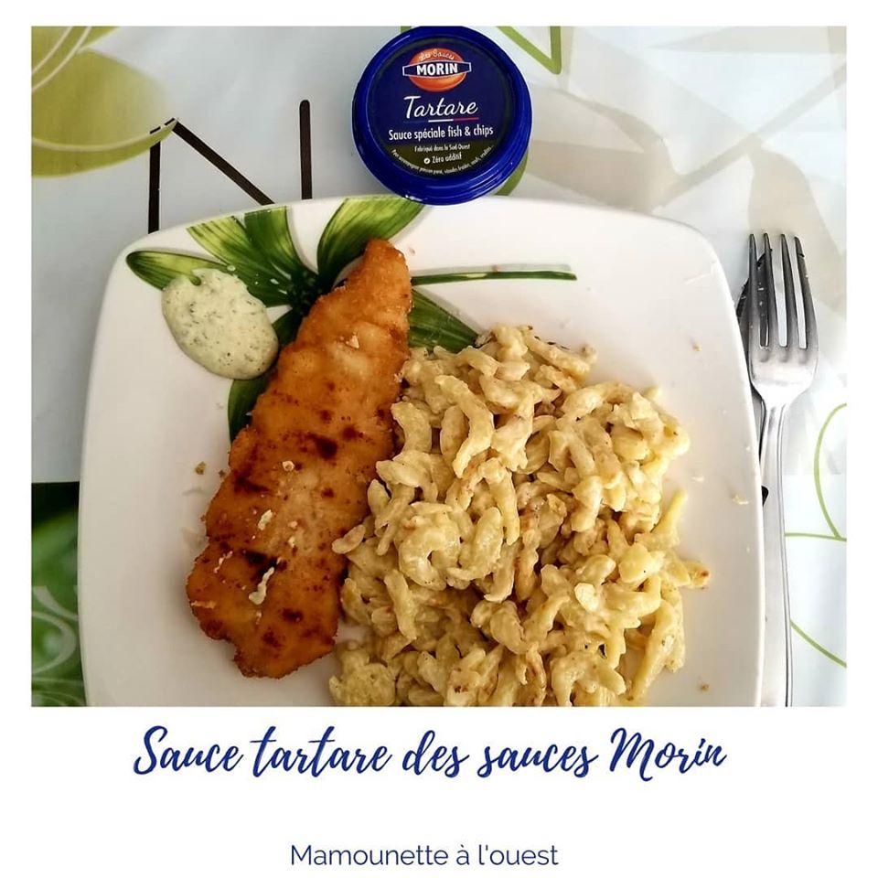 Sauce Tartare Les Sauces Morin