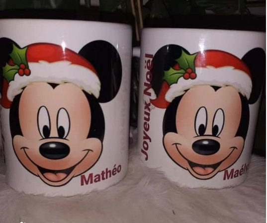 Concours Mug Personnalisé