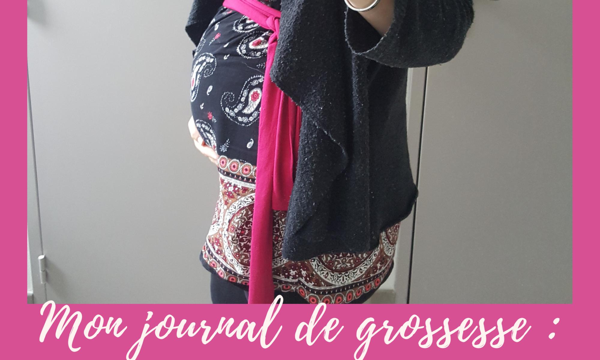 Mon journal de grossesse : Le second trimestre