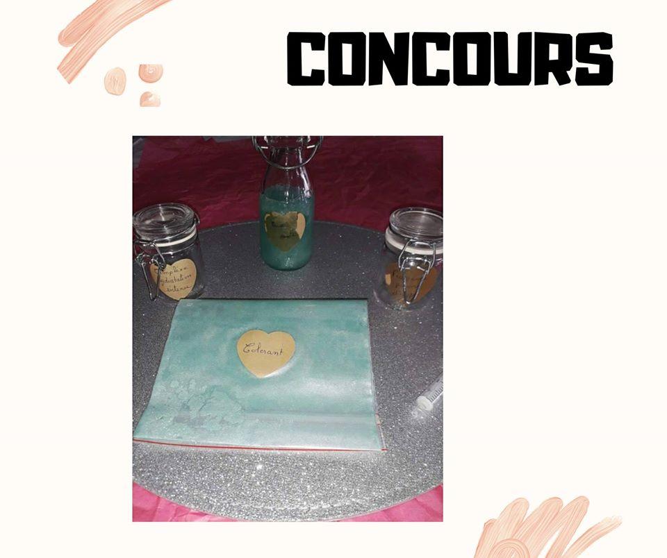 Concours kit cosmétiques maison