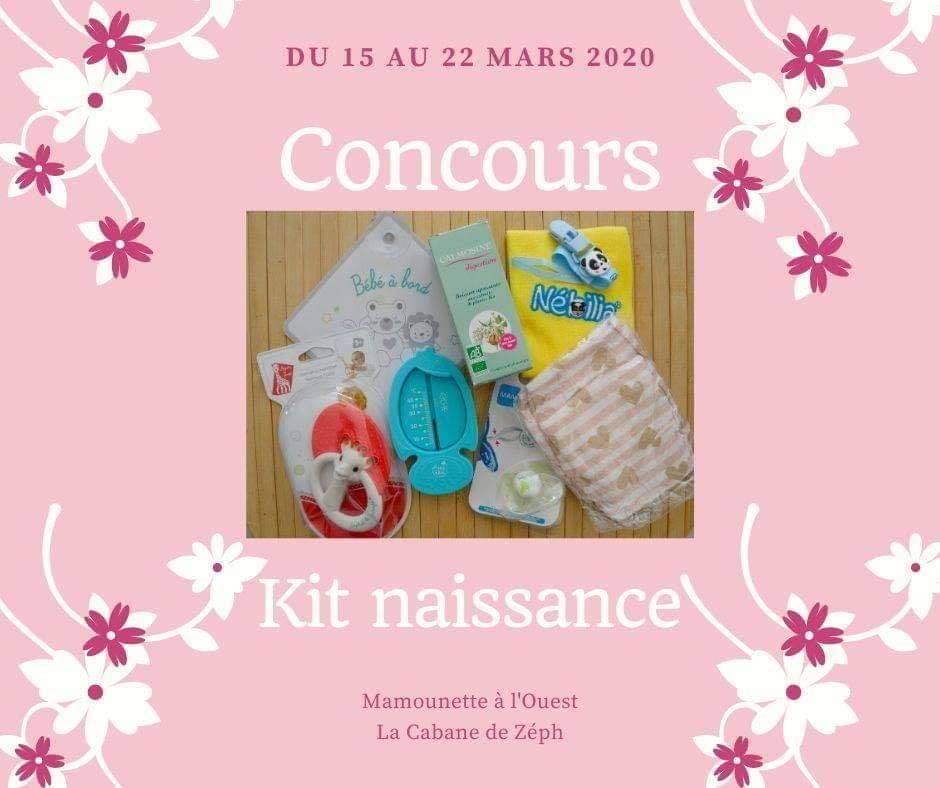 Concours Kit Naissance