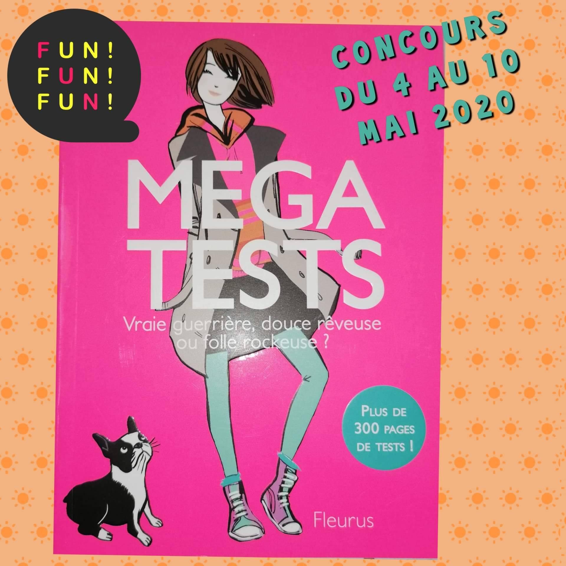 concours Méga Tests